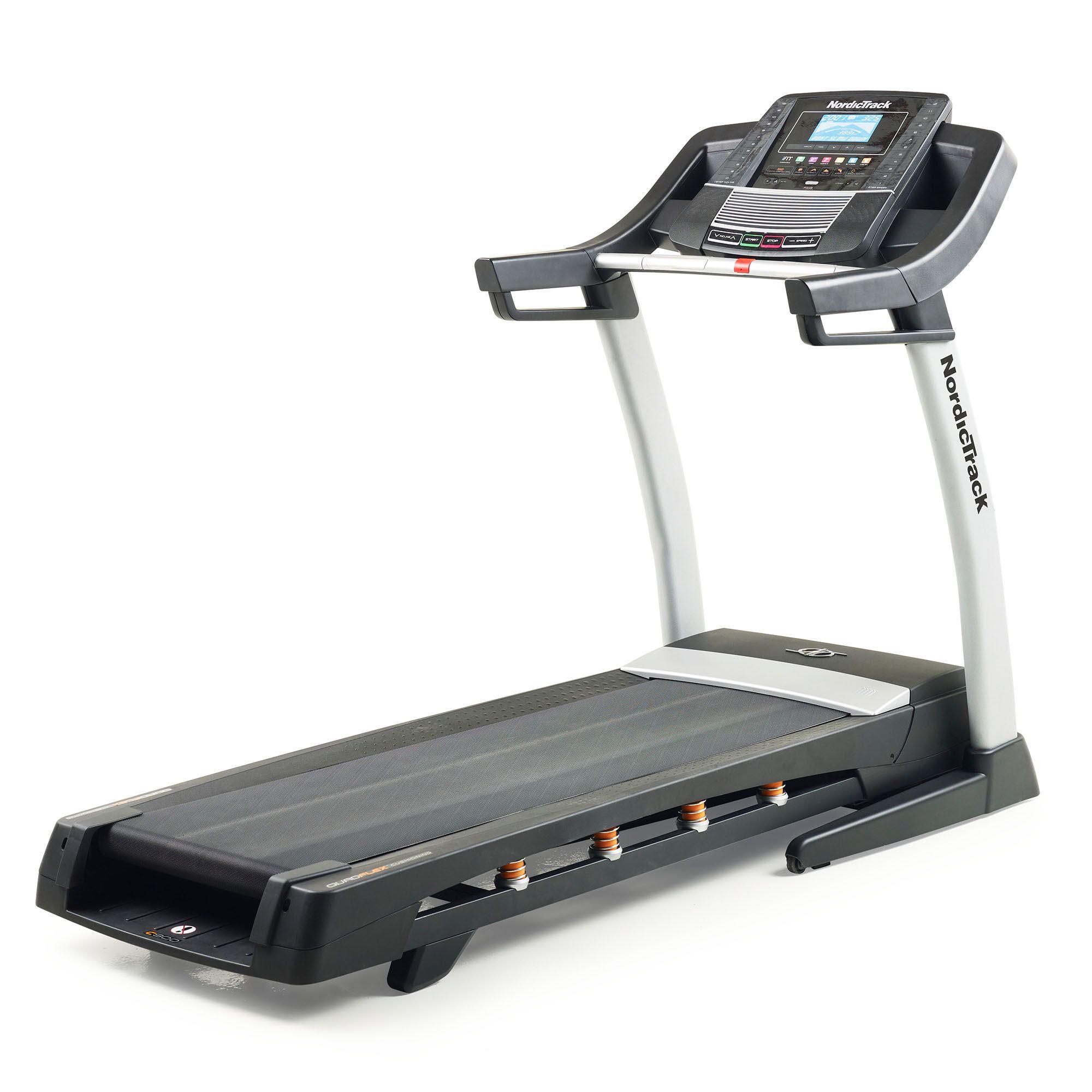 Commercial 1750 Treadmill Assembly: Treadmill: Nordictrack Treadmill Manual
