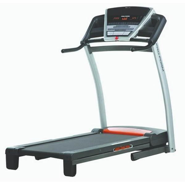 Folding Treadmill: Proform Quickstart 5.0 Folding Treadmill